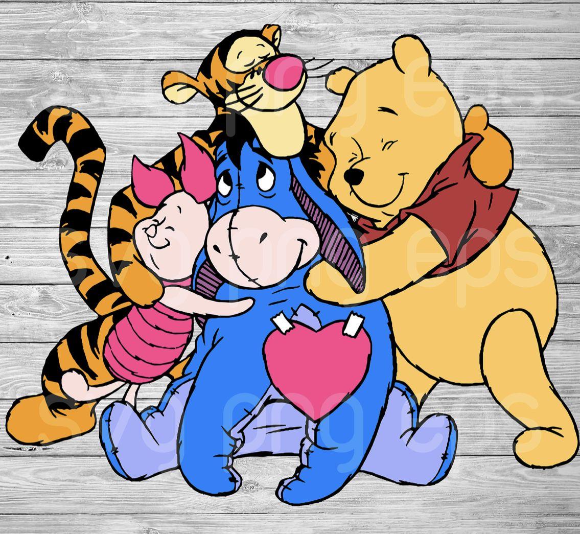 Pin Van Rodney Fernandez Op Pooh Bear Disney Tekenen Schetsboek Pooh