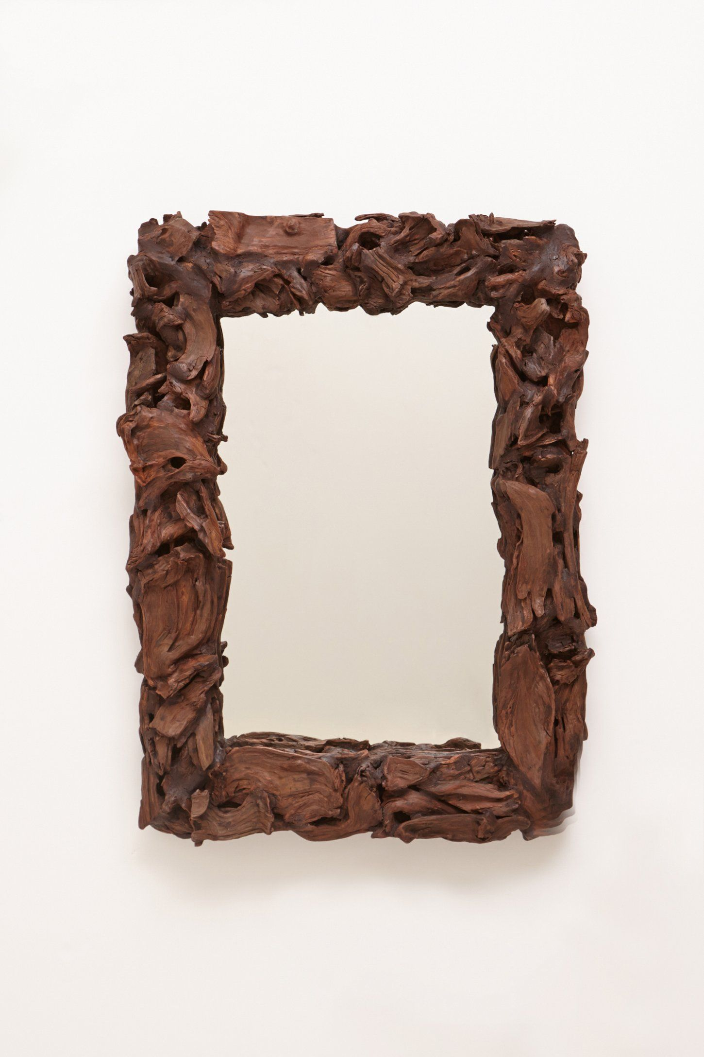 beach wood and mirror Drift Ashore Mirror 998.00