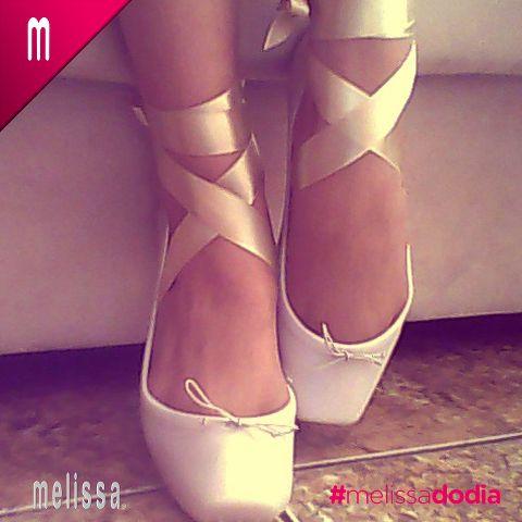 Melissa Ballet rosa