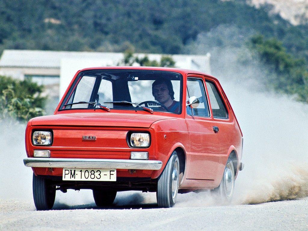 Seat 133 1974 79 Coches Clasicos Coches Antiguos Autos