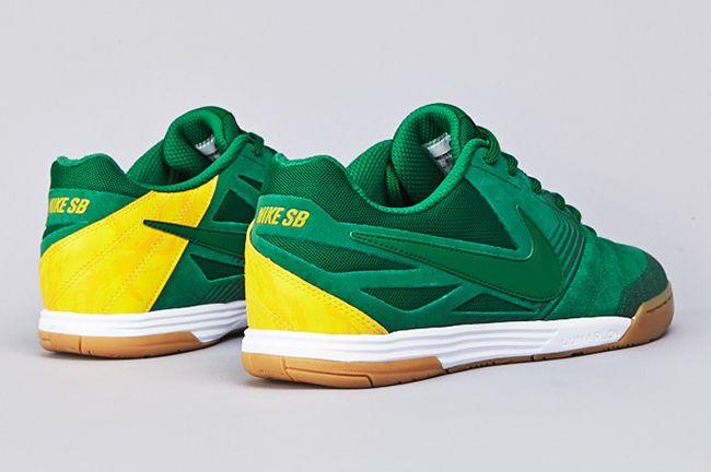 "best website e2714 b7f91 Nike SB Lunar Gato ""Brazil"" World Cup Edition"