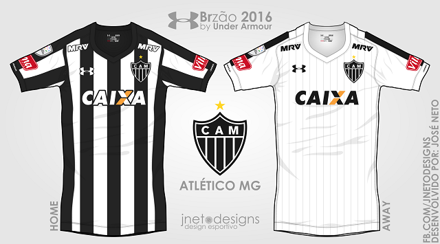 Leitor MDF  Campeonato Brasileiro 2016 by Under Armour (JNeto ... 4816b15dce41c