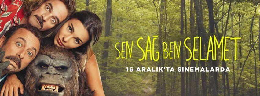 Sen Sag Ben Selamet Izle 2016 Sag Salim 3 Full Hd Sensagbenselamet Movie Posters Movies Poster