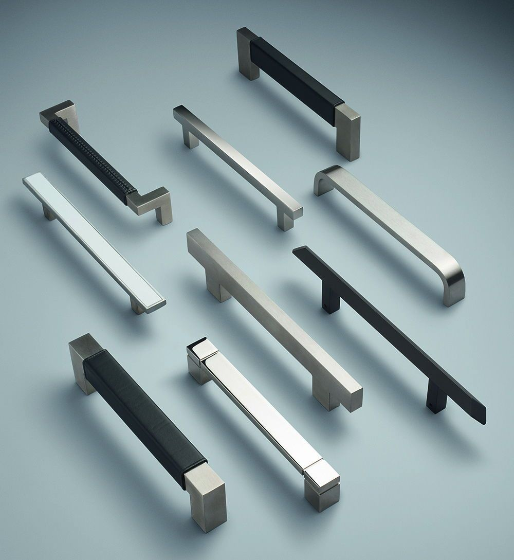 Rockwood Architectural Door Pulls Offer Endless Options With A Mix Of Wood Leather And Finishes Idee