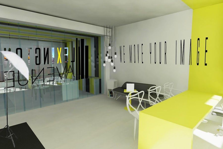 Oficinas de Diseño | oficinas | Office interiors, Office interior ...