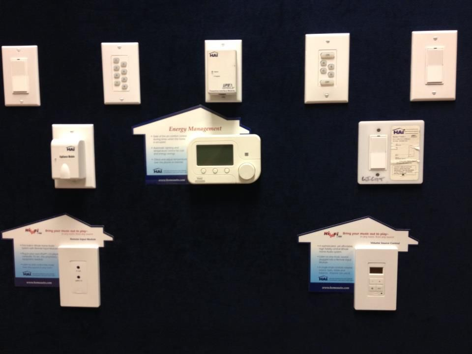 Orlando Home Automation Leviton/HAI Board | Orlando Smart Home ...