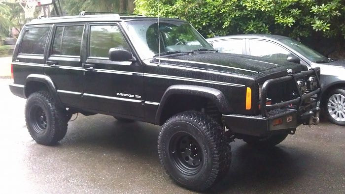 Http Www Cherokeeforum Com F46 98 Xj Limited Search Rescue Build