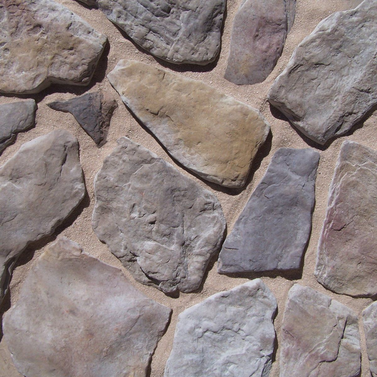 Patiostone Veneer Accent Wall: Field Stone - Appalachian In 2019
