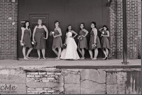Wedding~The Girls