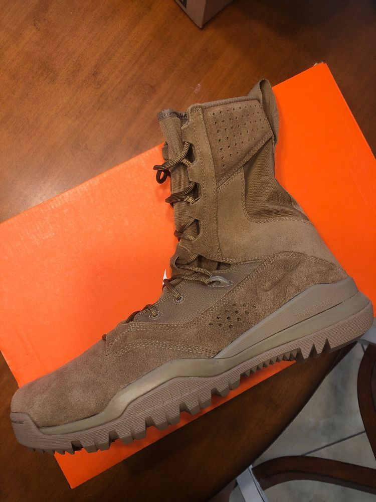 Nike Sfb Field 2 8 Coyote Military Boots Army Ocp Coyote Brown Combat Boot 10 5 Fashion Clothing Shoes Accessories Combat Boots Brown Combat Boots Boots