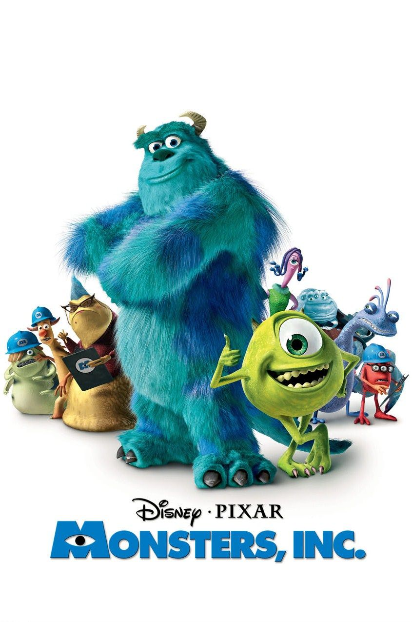 15 Disney Movies To See Before Visiting Disneyland Disney Monsters Monsters Inc Movie Monster Inc Party