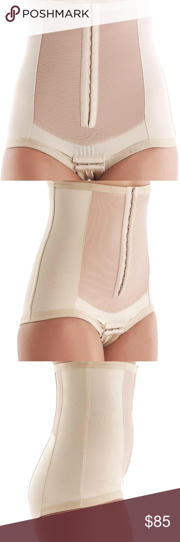 bellefit corset postpartum girdle   shapewear, corset and closure