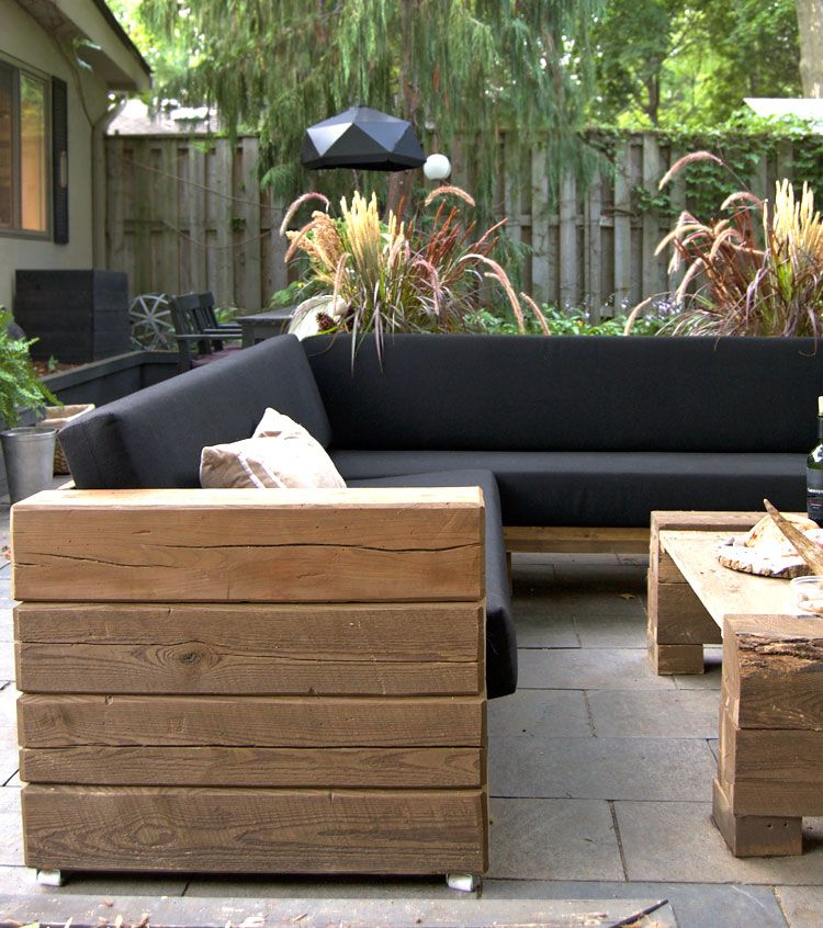 Diy Restoration Hardware Aspen Collection Revealed Modern Patio