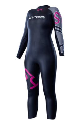 Triathlon Orca S4 Womens Wetsuit Womens Wetsuit Triathlon Gear Wetsuit