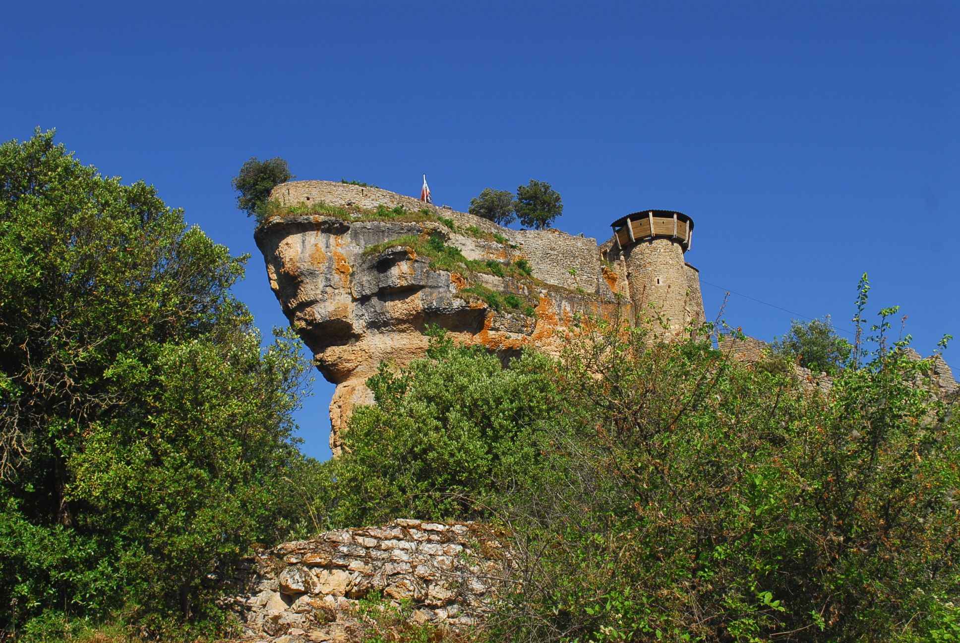 Chateau de Peyrelade, Tarn