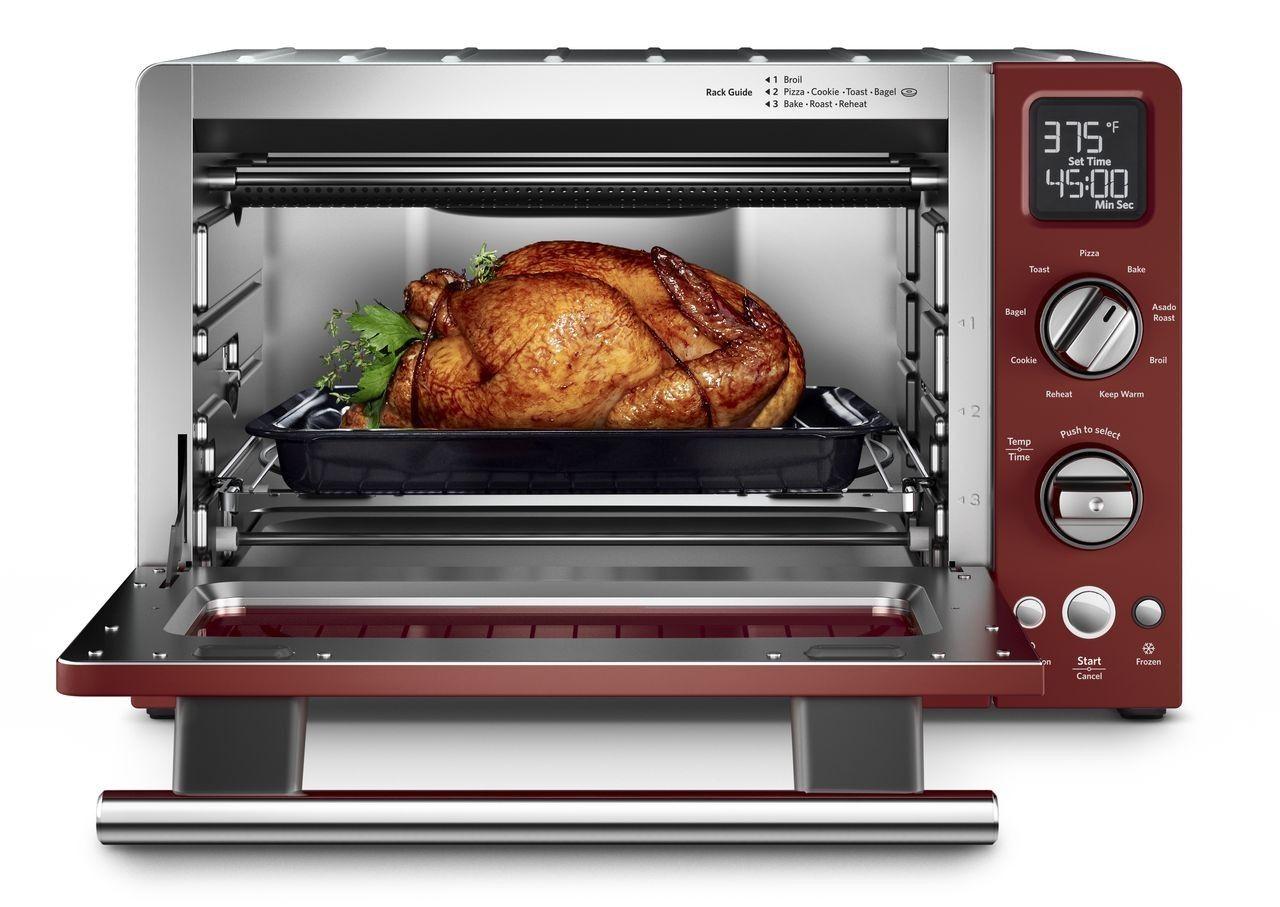 Best Kitchenaid Digital Convection Countertop Oven Gloss 640 x 480