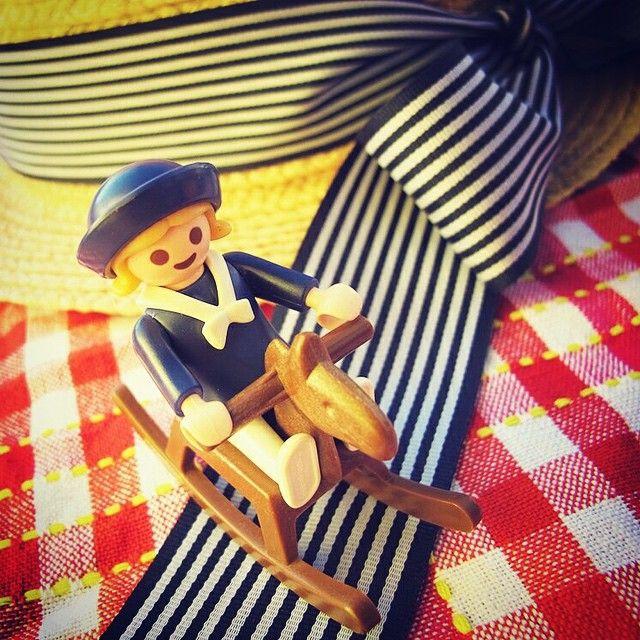 #네이비플모#플레이모빌 #플모#목마타는플모#한강#피크닉#PlayMobil #play #toy #Lego #HanRiver #NavyGirl#Picnic
