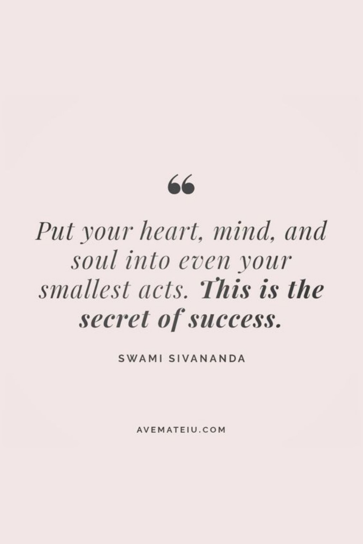 Motivational Quote Of The Day - February 18, 2019 - Ave Mateiu