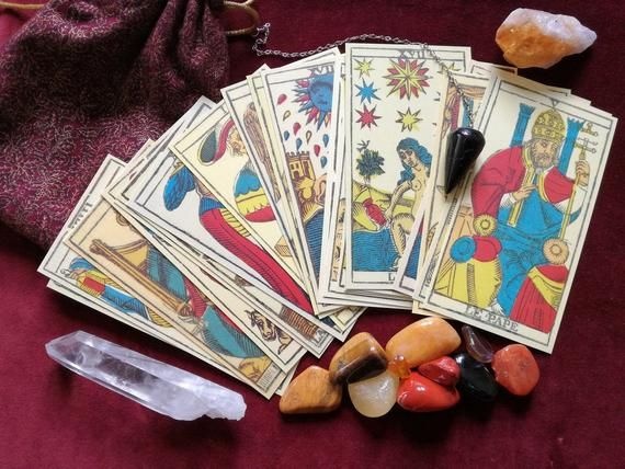 Career Search Tarot Reading