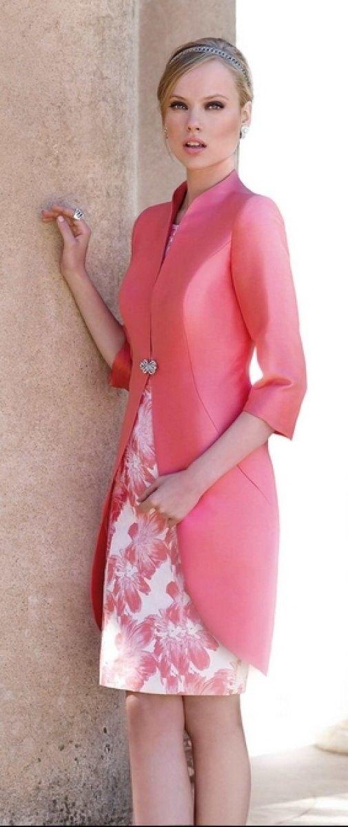 Vestidos para la madrina perfecta | Moda, Vestidos and Mom dress