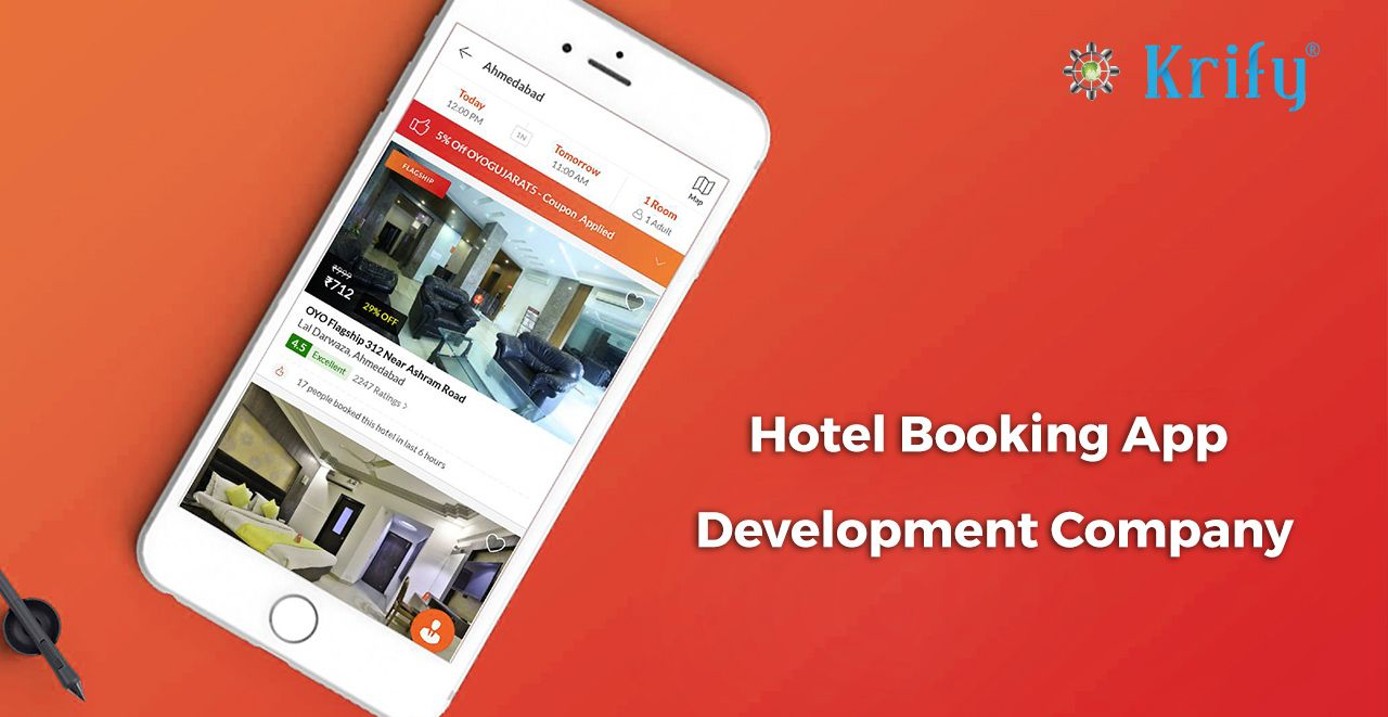 Key Features for developing Hotel Booking App Hotel