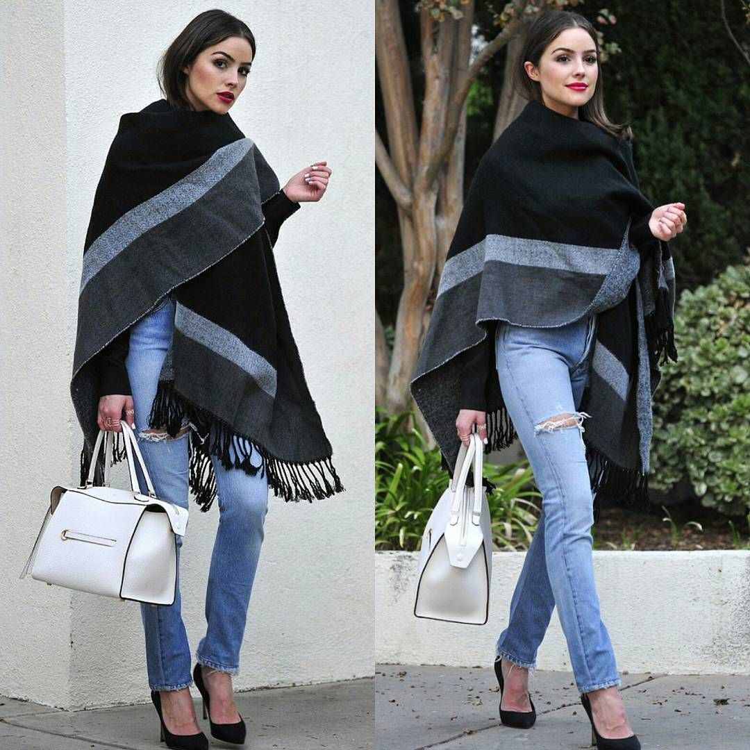 Slaying the streets. #OliviaCulpo #Spotted