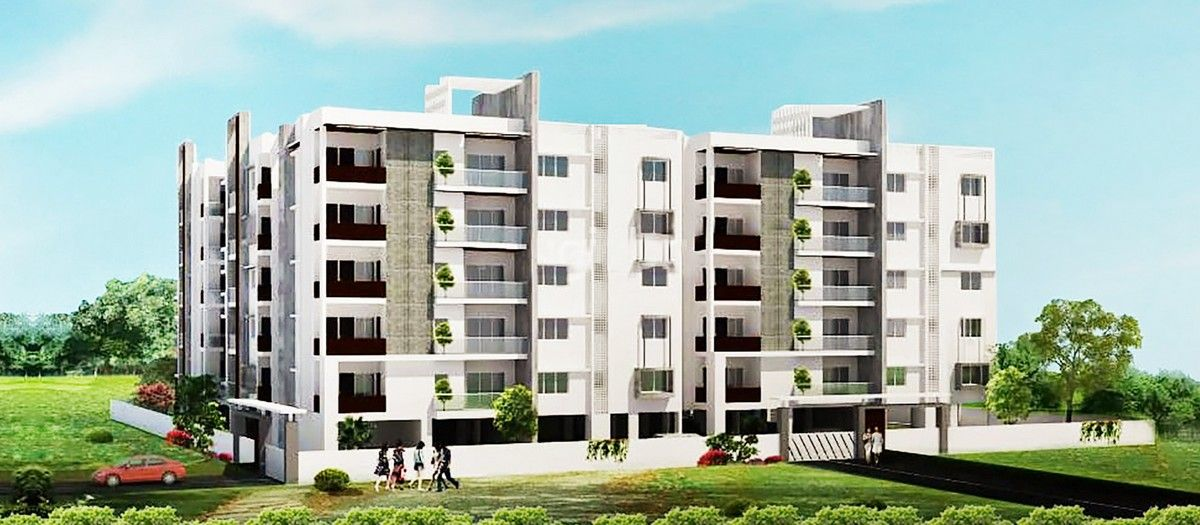 3 Bhk Luxury Apartment In Jubilee Hills Hyderabad Residential