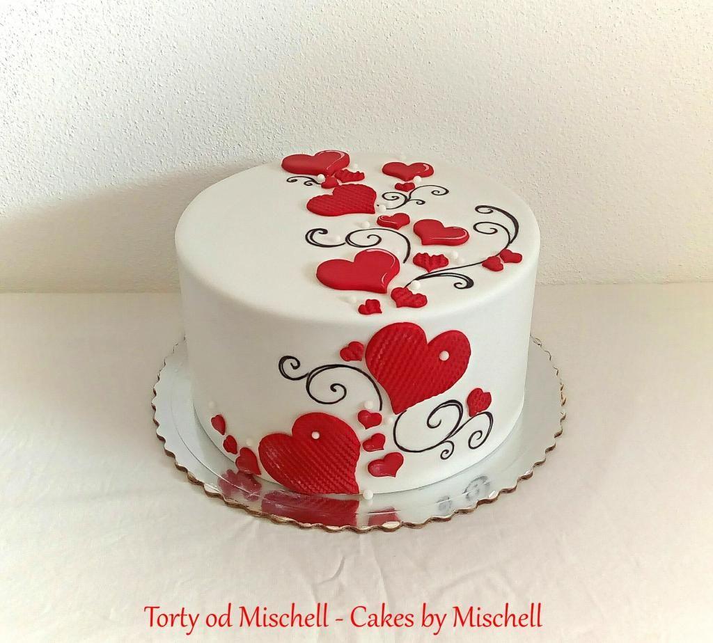 Valentínska ..., Inšpirácie na originálne torty Netradičné torty