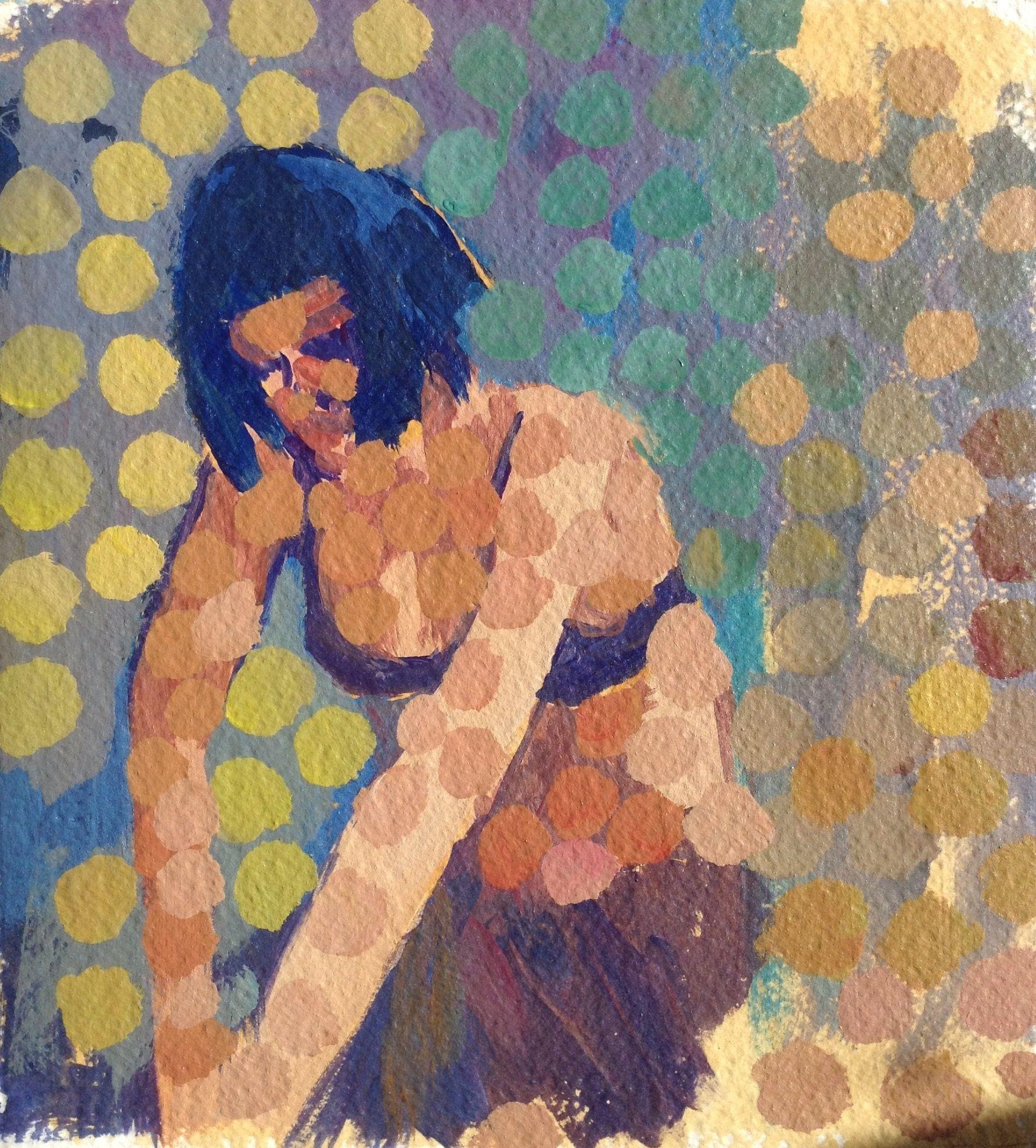 Getting Ready By Joseph Mahon Irish Art Ap Art Art