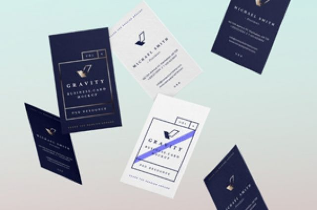 Our most versatile gravity business card mockup ideal for vertical our most versatile gravity business card mockup ideal for vertical business card designs you can change the cards to any color colourmoves