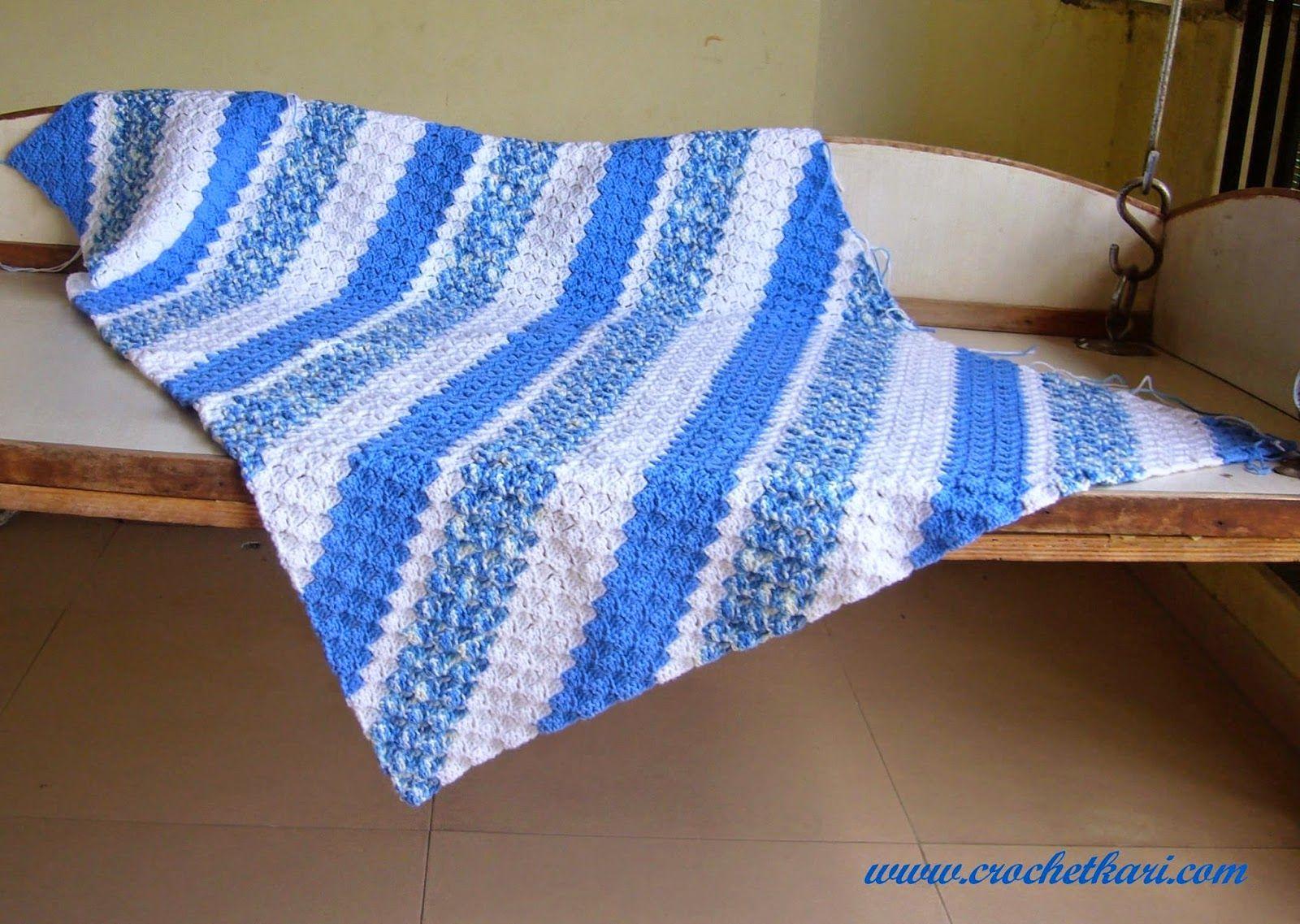 Crochetkari Crochet Corner To Corner Blanket Hobbies