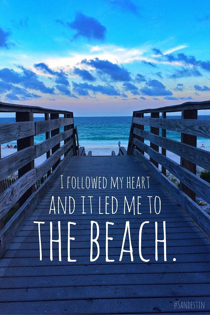 10 Beach Quotes To Inspire Your Next Vacation