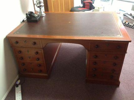 Attirant Partner Desk Double Sided | Desks | Gumtree Australia Cairns City .