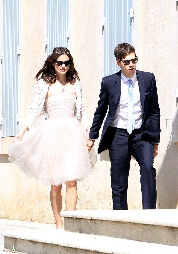 Hooray Magazine Celebrity Wedding Dresses Celebrity Gowns Bridesmaid Gown