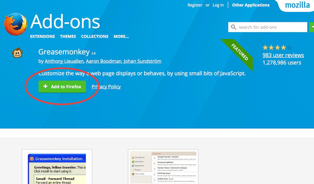 Firefox Extension - OnlineVideoConverter com | Batas Mlitar