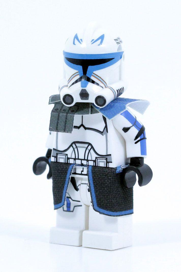 Clone Army Customs | P2 Captain Rex | Captain Rex | Pinterest ...