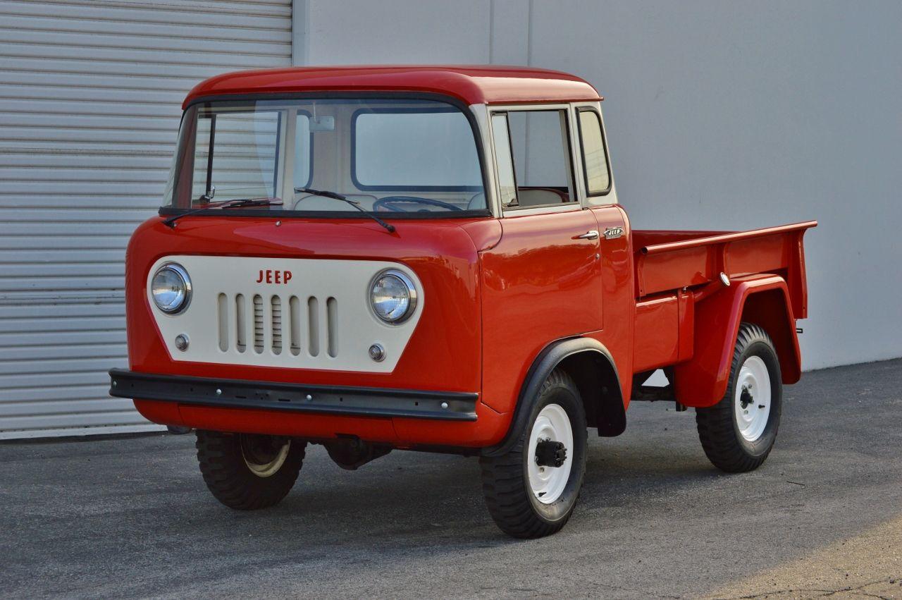 1959 Jeep Forward Control Fc150 Classic Pickup Trucks Jeep