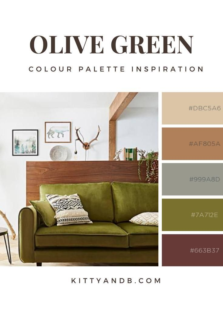 Let S Talk About Green Colour Schemes For The Perfect Green Living Room Green Living Room Color Scheme Color Palette Living Room Living Room Green