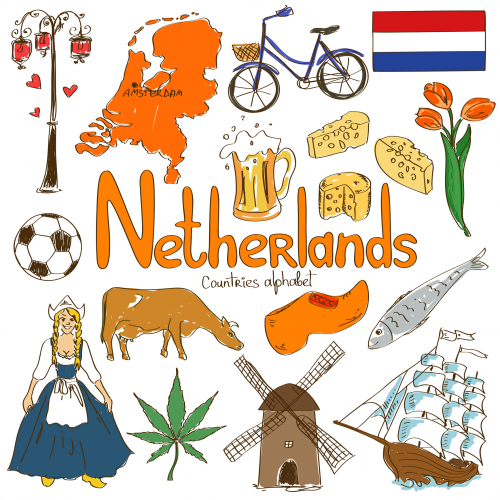 TEACHERS FAVOURITE GEOGRAPHY TEACHING EBOOK. Click to get**** only once a YEAR! 'N' is for the Netherlands with this alphabetical countries free printable from KidsPressMagazine! #Geography #Netherlands #EuropeanCountries