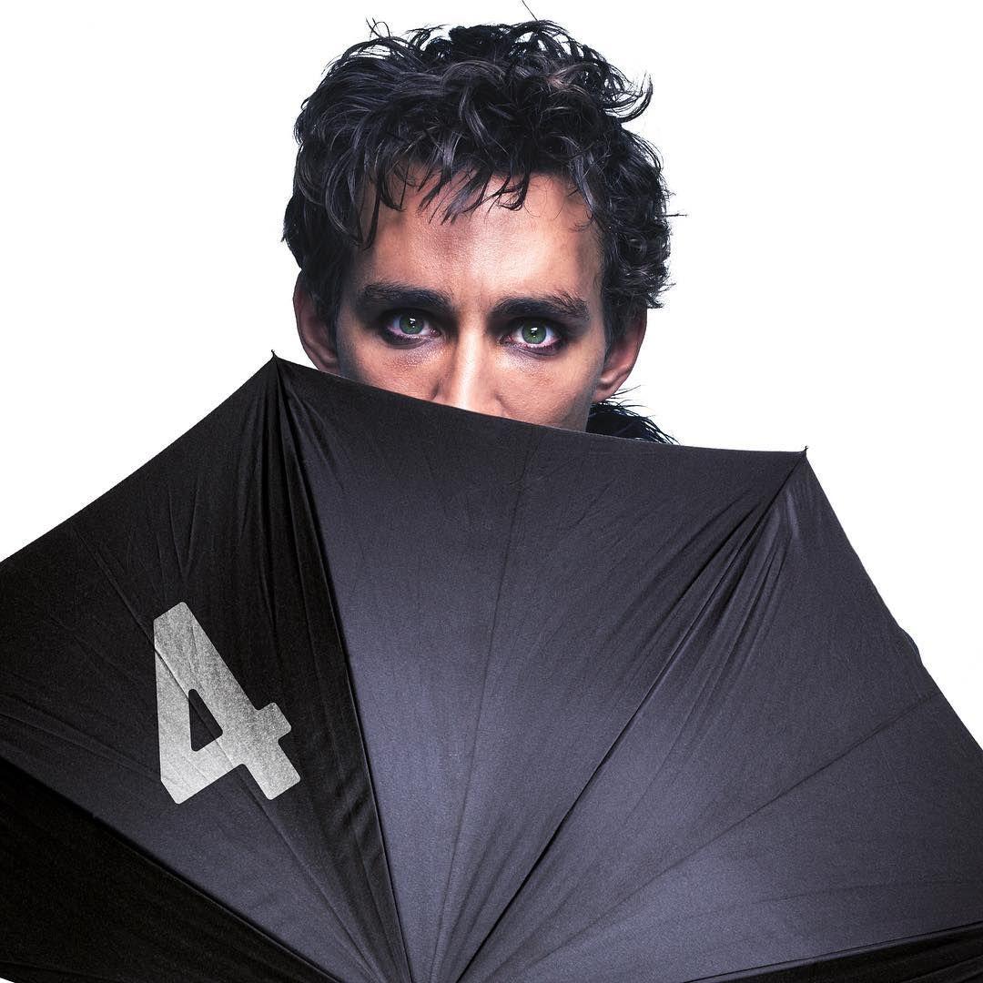 The Umbrella Academy On Instagram Number Four Klaus Hargreeves Umbrella Seance Umbrella Academy Klaus