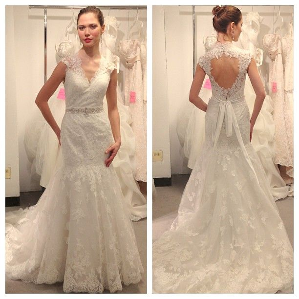 Our Favorite Gowns From The Chicago Bridal Runways