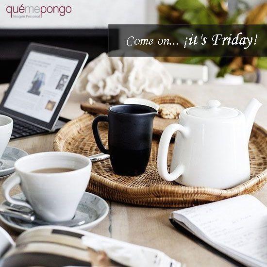 Porque hay días en los que sobran las palabras... ¡Feliz viernes! #happyfriday #friday #viernes