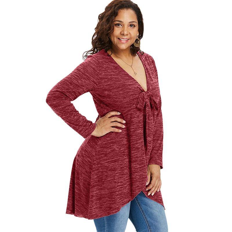 e47eeecd87031c Plus Size Sexy Lace Mesh Sheer Tops Tees Women Autumn Long Sleeve Tunic T  Shirt Ladies