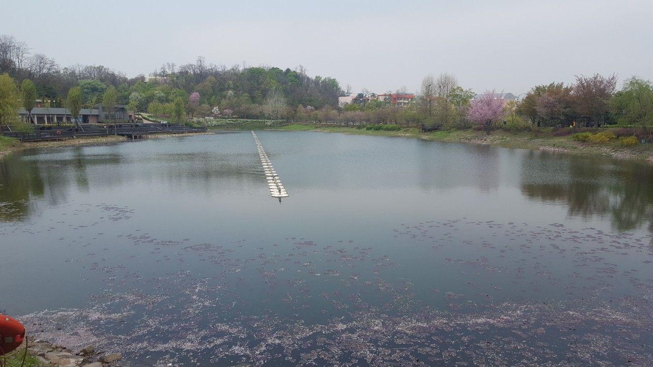 서서울호수공원
