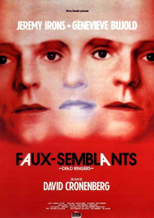 Dead Ringers 1988 Dir By David Cronenberg Com Imagens