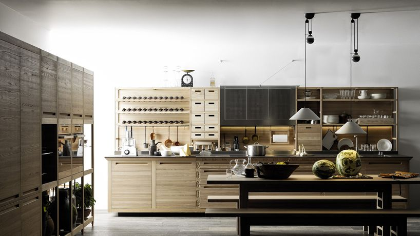 valcucine: sinetempore - the new traditional kitchen   Traditional ...
