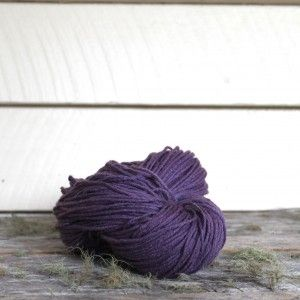Lavender Harvest Wool by Timber and twine.co