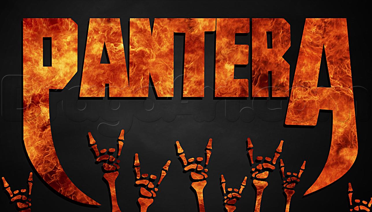 Pantera Logo Pantera Band Cover Artwork Pantera