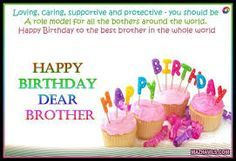 Surprising Image Result For I Love You Brother Quotes From Sister In Personalised Birthday Cards Rectzonderlifede