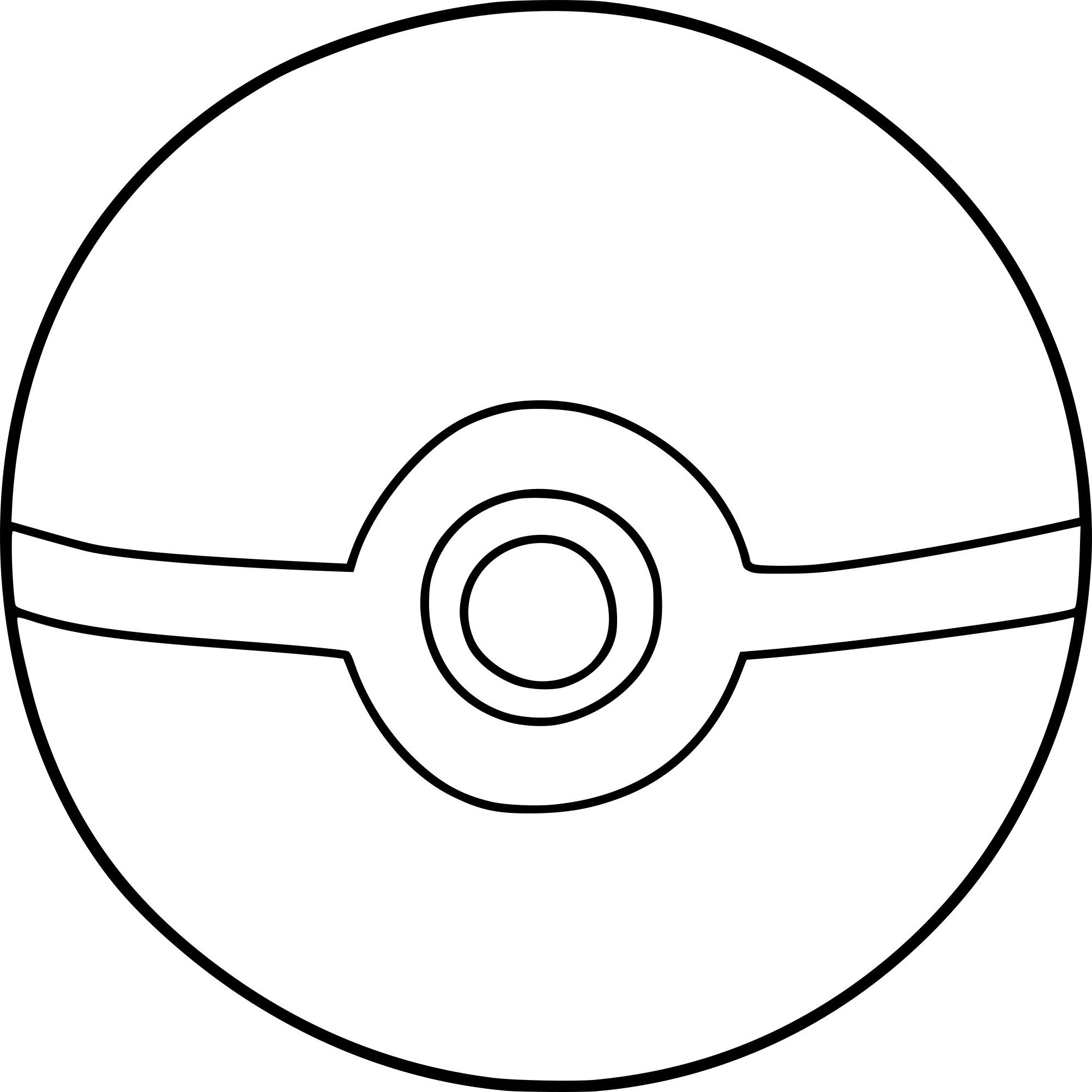 Coloriagepokeball Pokemon Coloring Coloring Pages